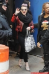 Kelly Osbourne at Good Morning America in New York